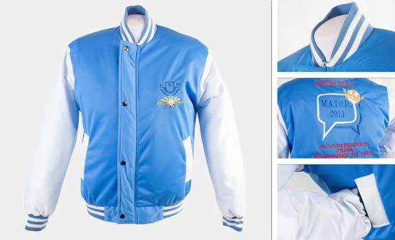 New Arrival Fashion Alien Embroidered Baseball Jacket - Beautifulhalo.com